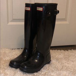 Size 6 Original Hunter Tall Boot